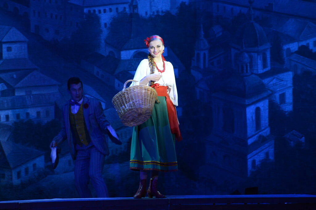 """22 вересня в Консерваторії покажуть мюзикл """"За двома зайцями"""" від Національної оперети"""