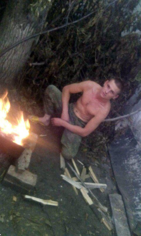 Убитий терорист на Донбасі