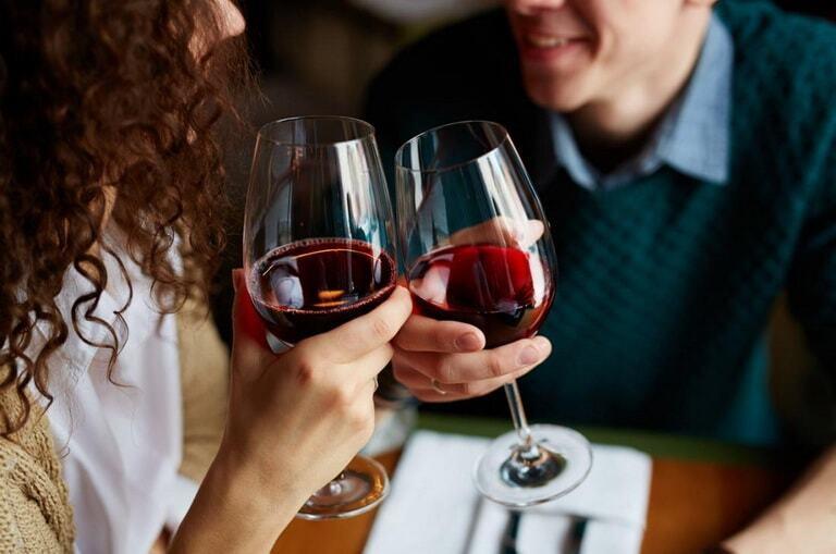 Почему пить красное вино полезно