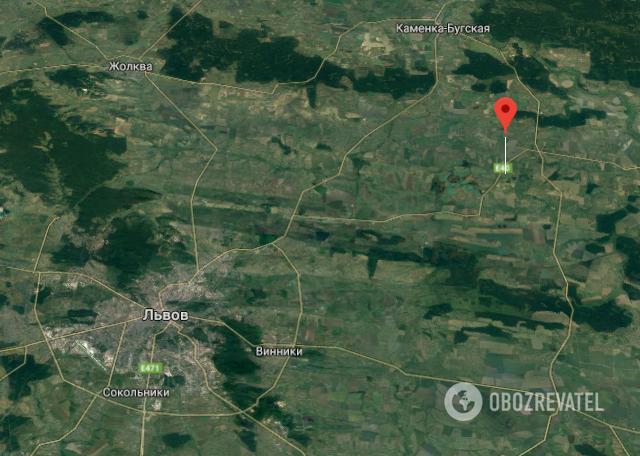 ДТП трапилася на трасі Київ – Чоп біля с. Банюнин