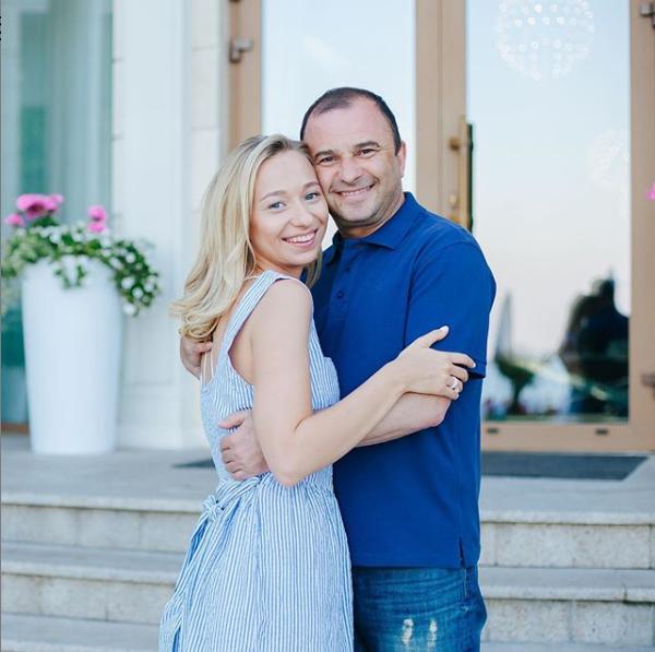 Катерина Реп'яхова і Віктор Павлик
