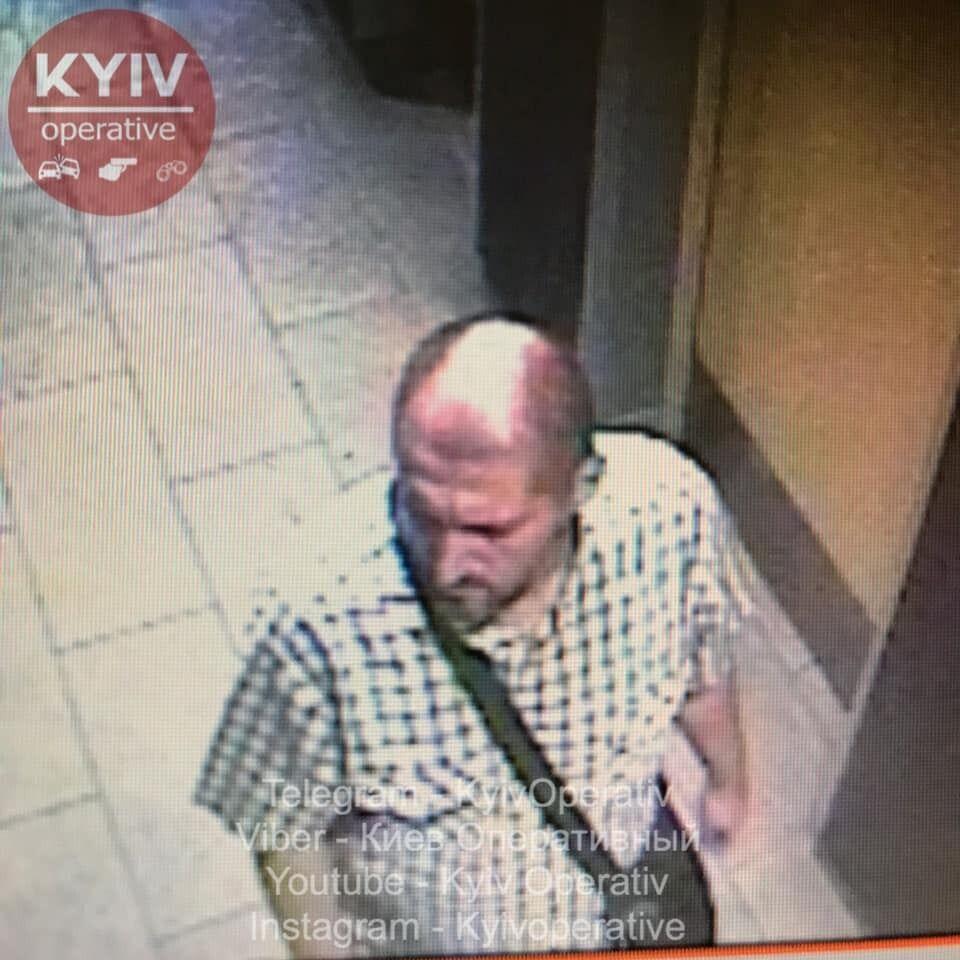 У Києві розшукують чоловіка за спробу зґвалтування