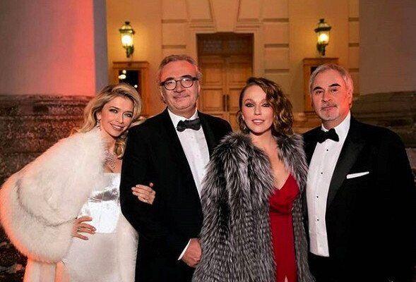 Джанабаева, Брежнева и братья Меладзе
