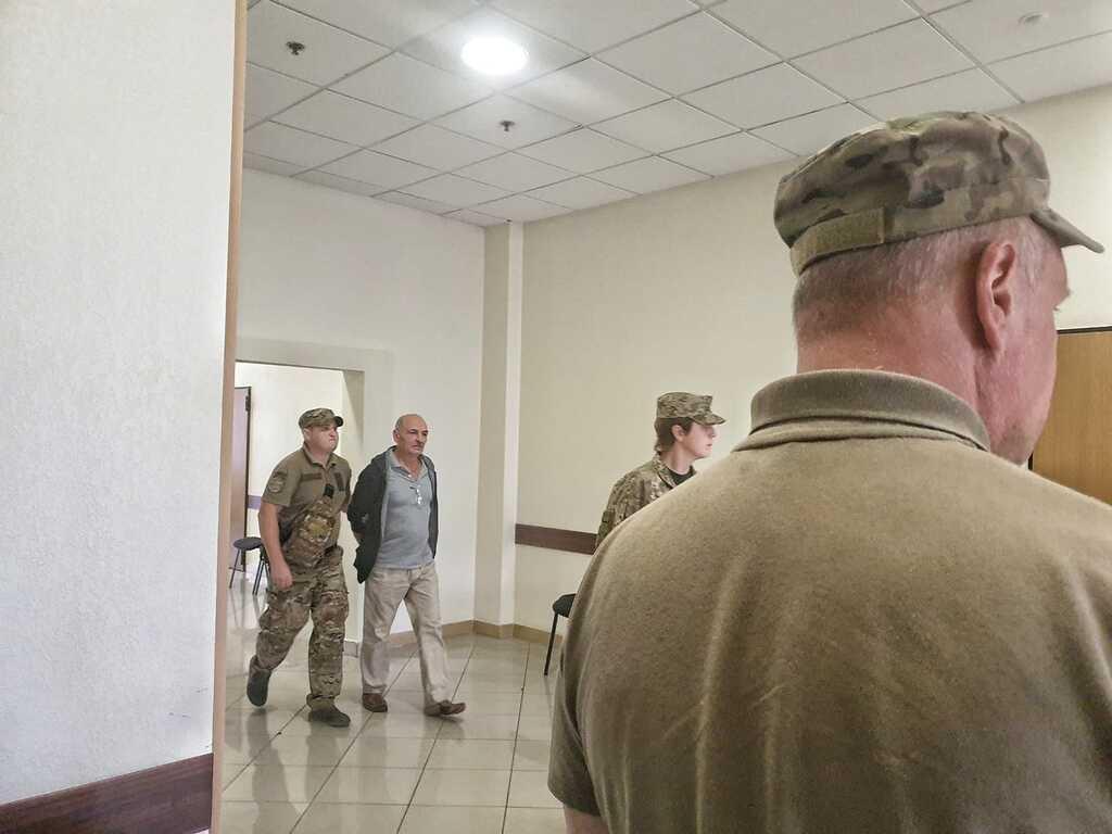 Володимира Цемах відпустили просто із зали суду
