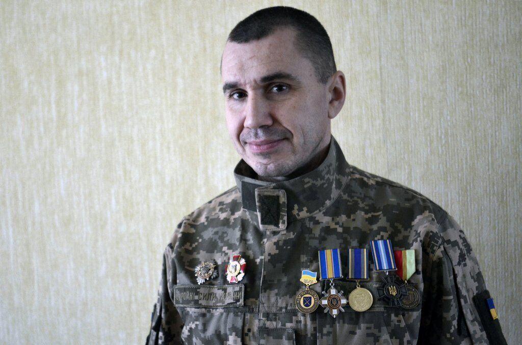 Разведчик Александр Колодяжный