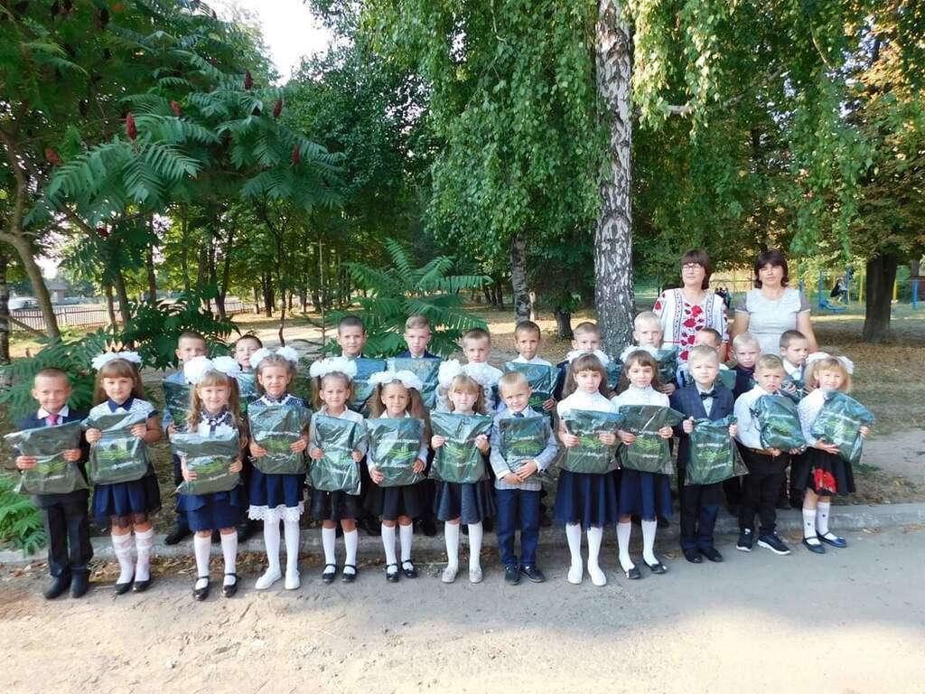 """""""Укрлендфармінг"""" виділив півмільйона школам і дитсадкам"""