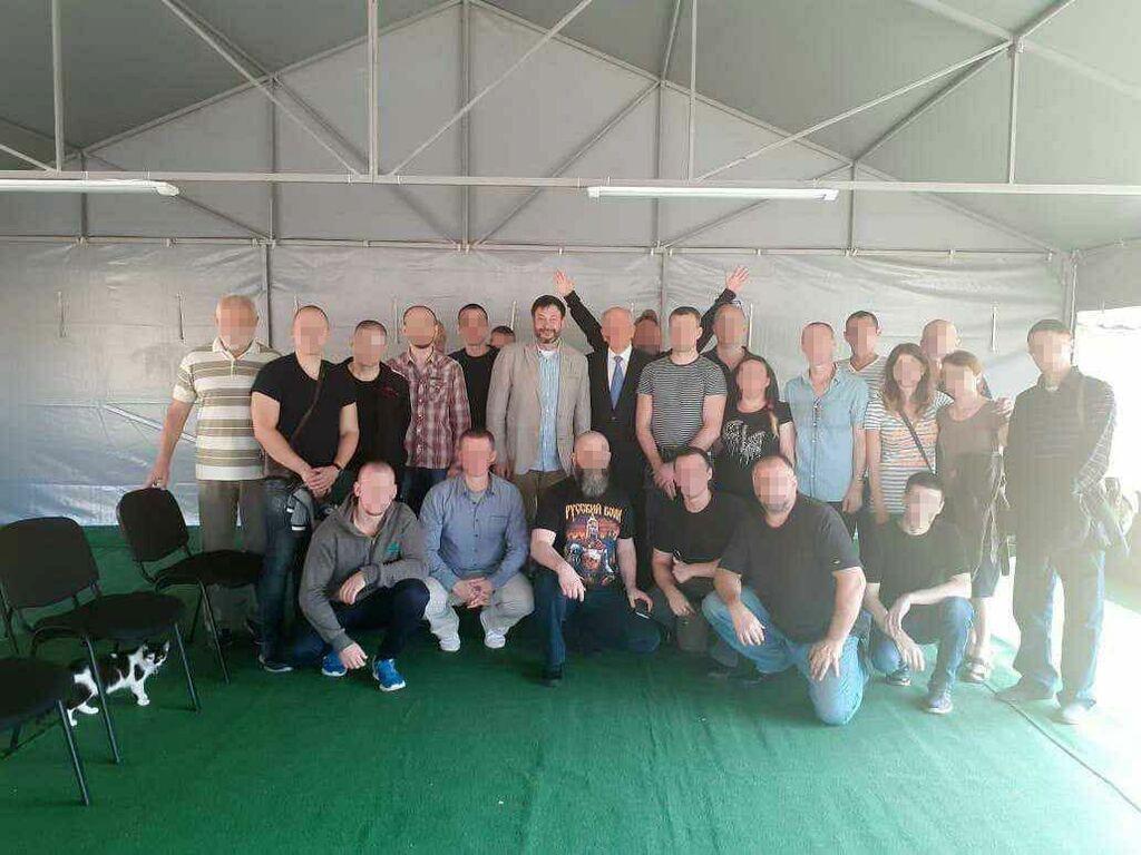 Оприлюднені фото росіян-учасників обміну