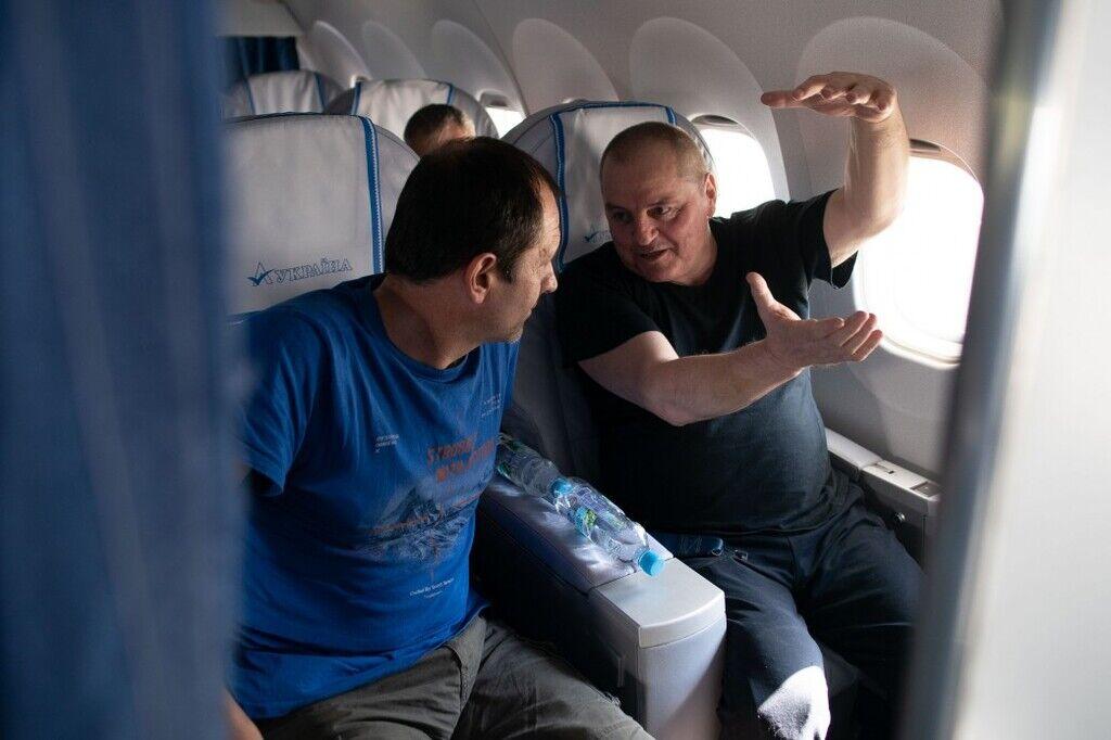 Возвращение узников Кремля