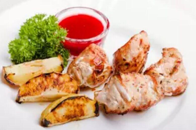 Рецепт самого вкусного соуса к шашлыку