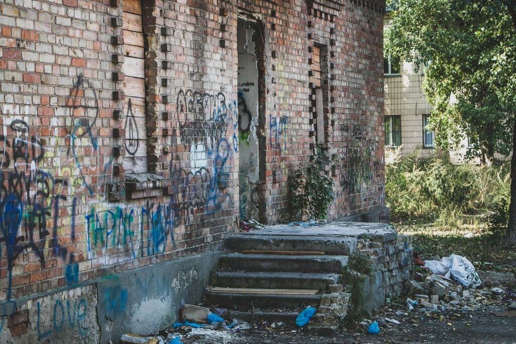 У Солом'янському районі Києва в покинутій будівлі виявили тіло чоловіка