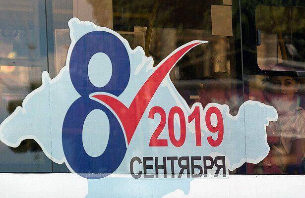 Єдиний день голосування в РФ