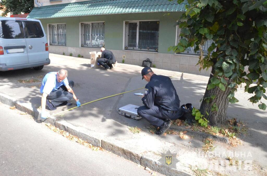 Напад у Житомирі