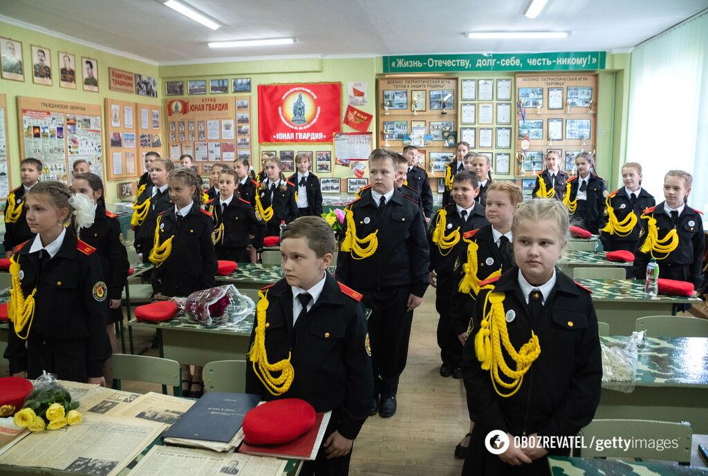 1 вересня у Луганську