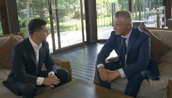 Интервью Зеленского Боклану: кто заплатил