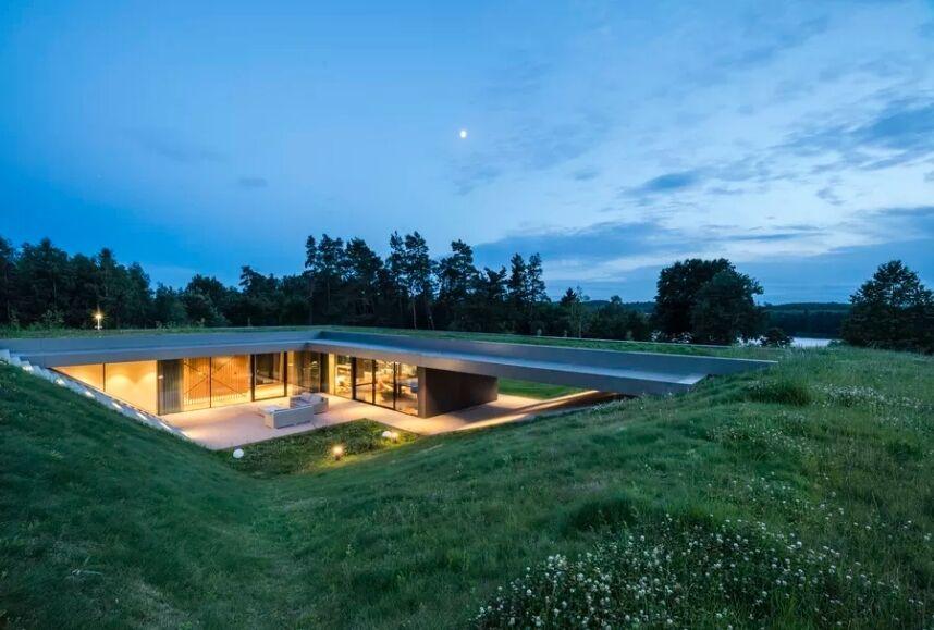 Архітектори хочуть зробити дах у будинку частиною ландшафту
