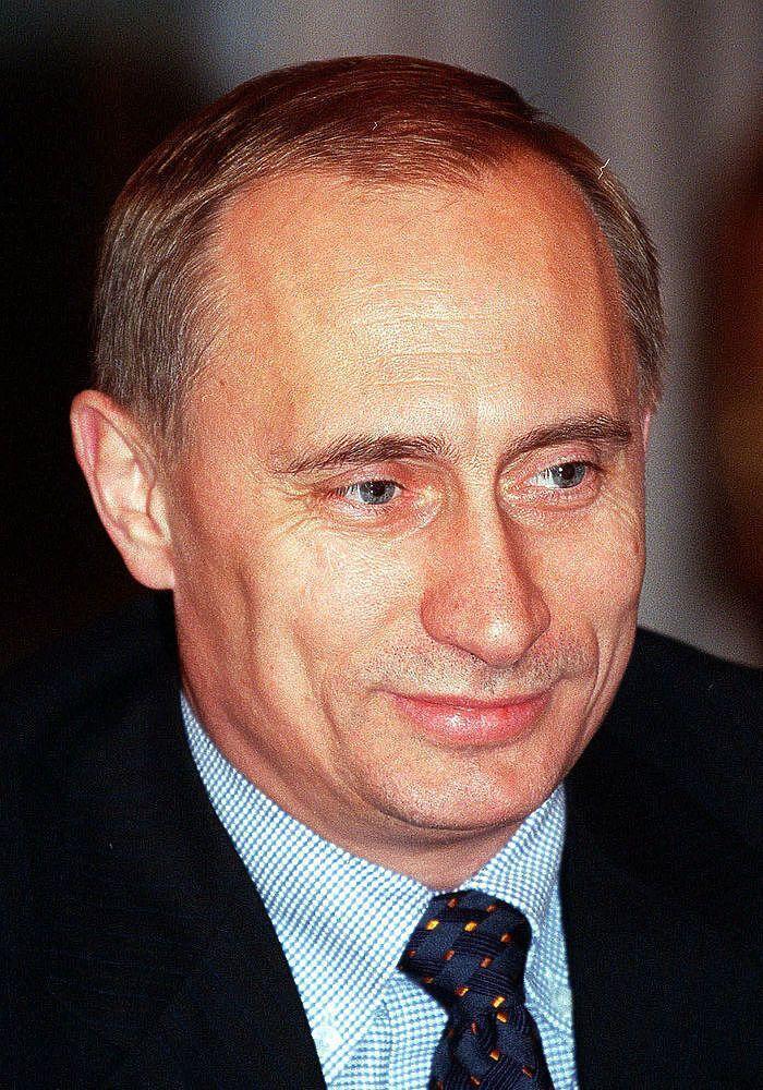 Прем'єр-міністр Росії. Фото AP. 1999 р.