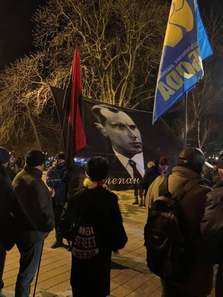 Смолоскипна хода в Києві-2020