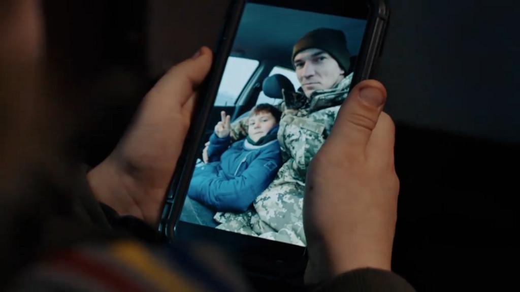 Кадр из видеообращения Зеленского