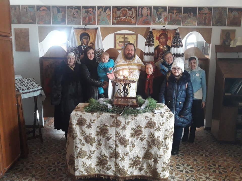УПЦ КП в Ровенской области