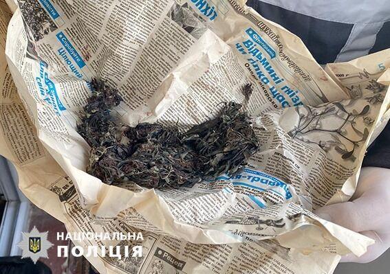 Под Днепром нацгвардейцев поймали на сбыте наркотиков