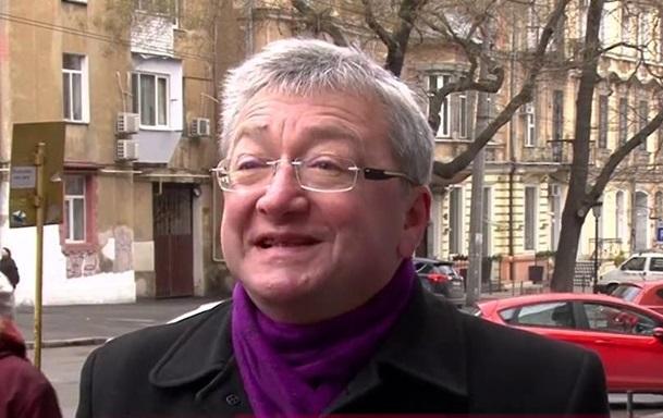 Директор института Борис Александров