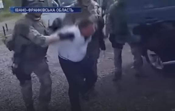 Задержание Чекурака в 2018 году