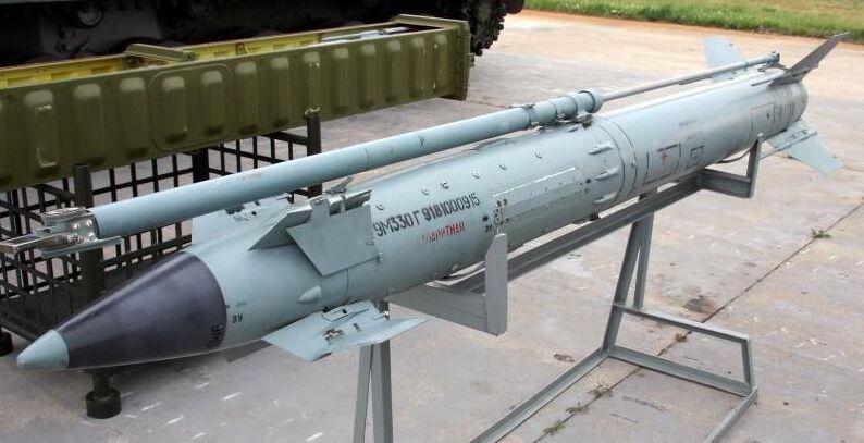 """Ракета """"Тора"""" 9М330"""