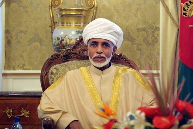 Султан Омана Кабус бен Саїд