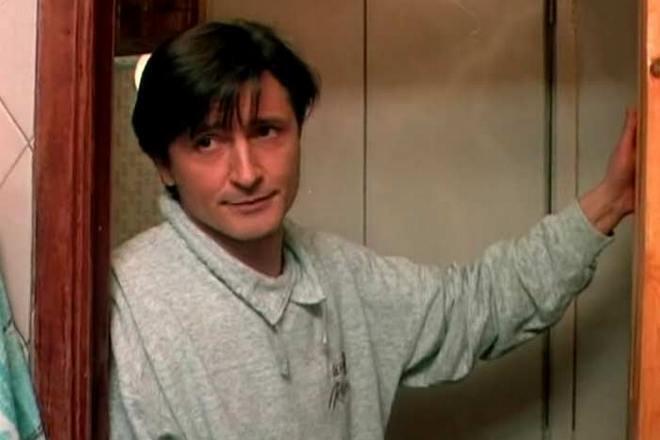 Станислав Боклан в молодости