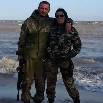 Інна та Владислав Грищенко