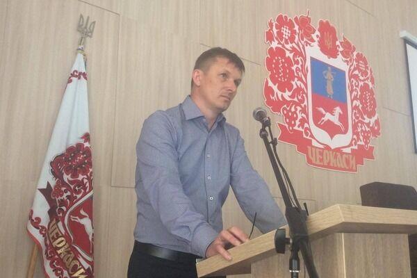 Экс-руководитель департамента ЖКК в Черкассах Сергей Танюк