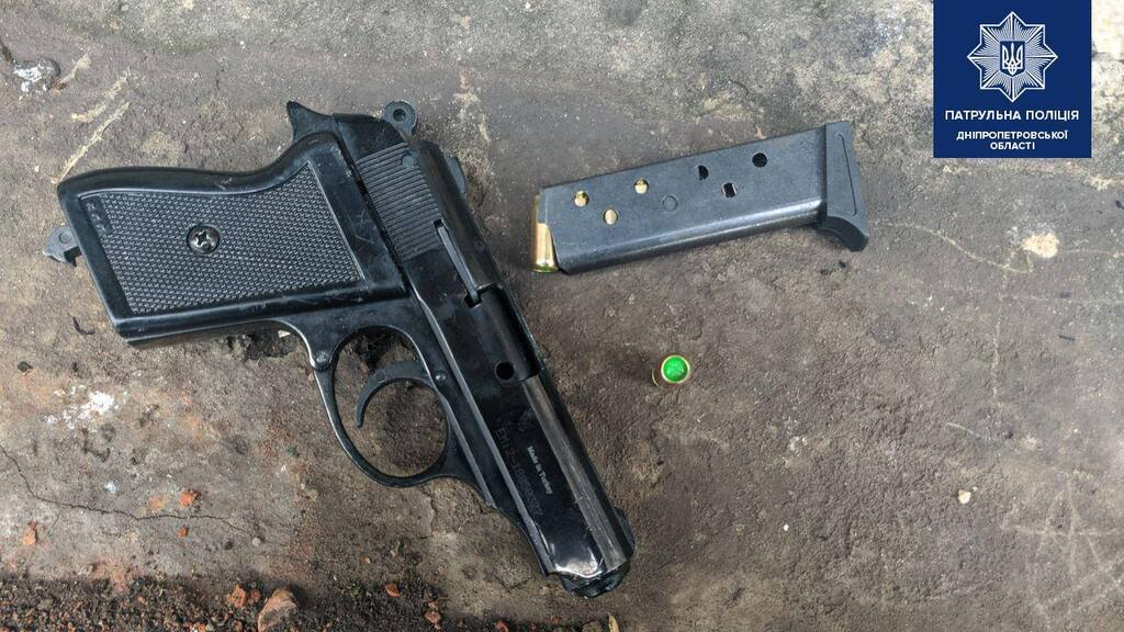 Подросток устроил стрельбу посреди улицы в Днепре