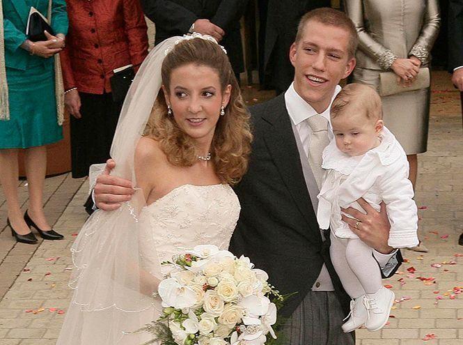 Свадьба принца Луи Люксембургского