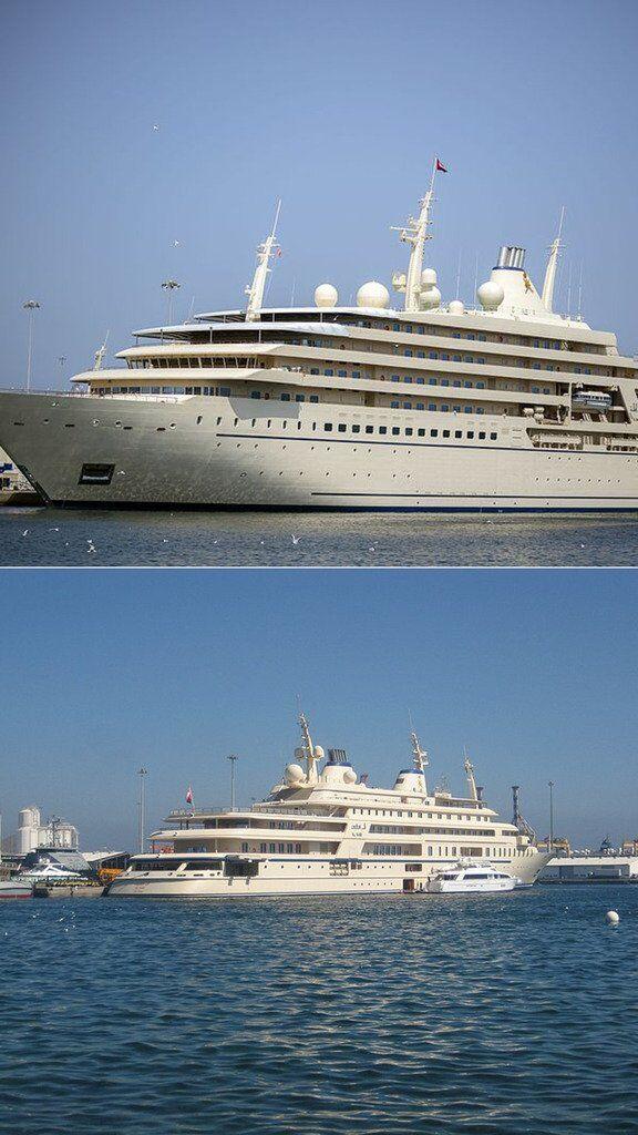 Палаци, яхти та десятки апартаментів: стало відомо про величезну спадщину султана Омана