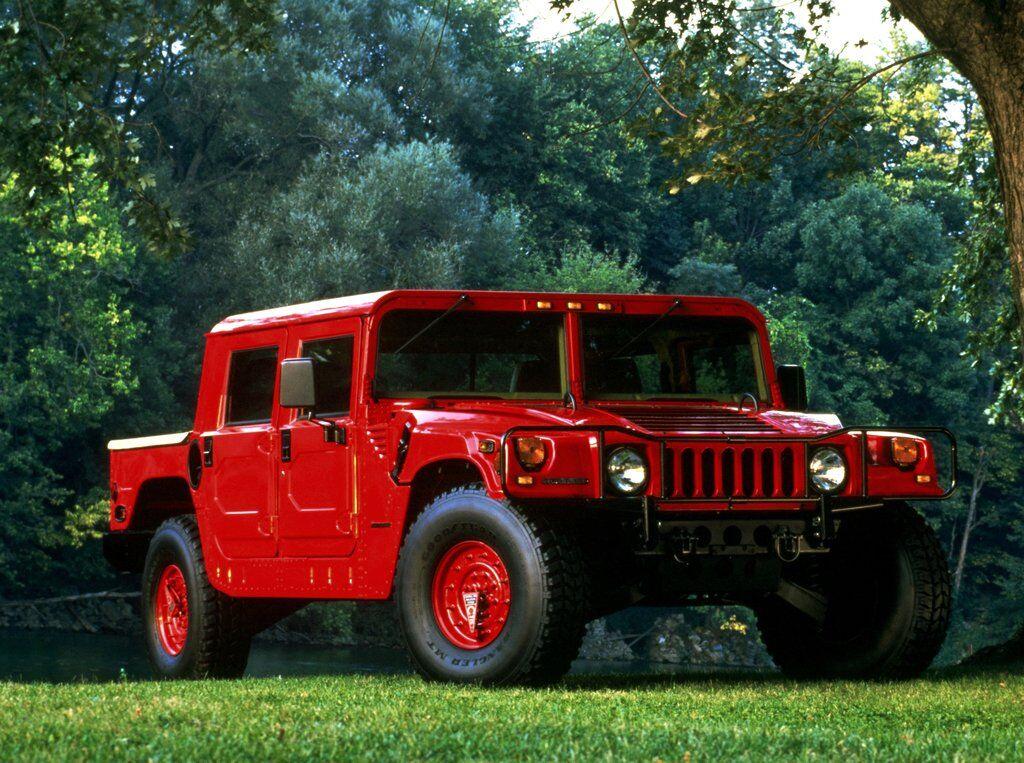 Hummer H1 Pick-Up