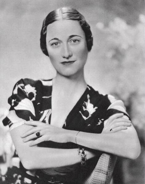 Уоллис Симпсон в 1936 году