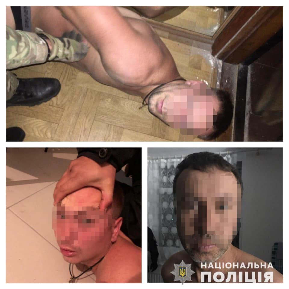 Затримання членів угруповання, причетного до вбивства Окуєвої