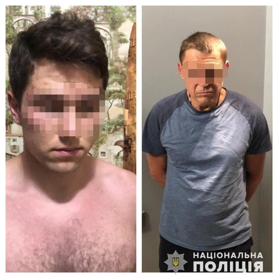 Задержания членов группировки, причастной к убийству Окуевой