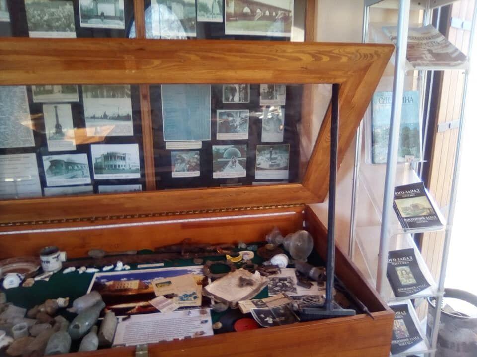 В Одесі за добу двічі пограбували музей