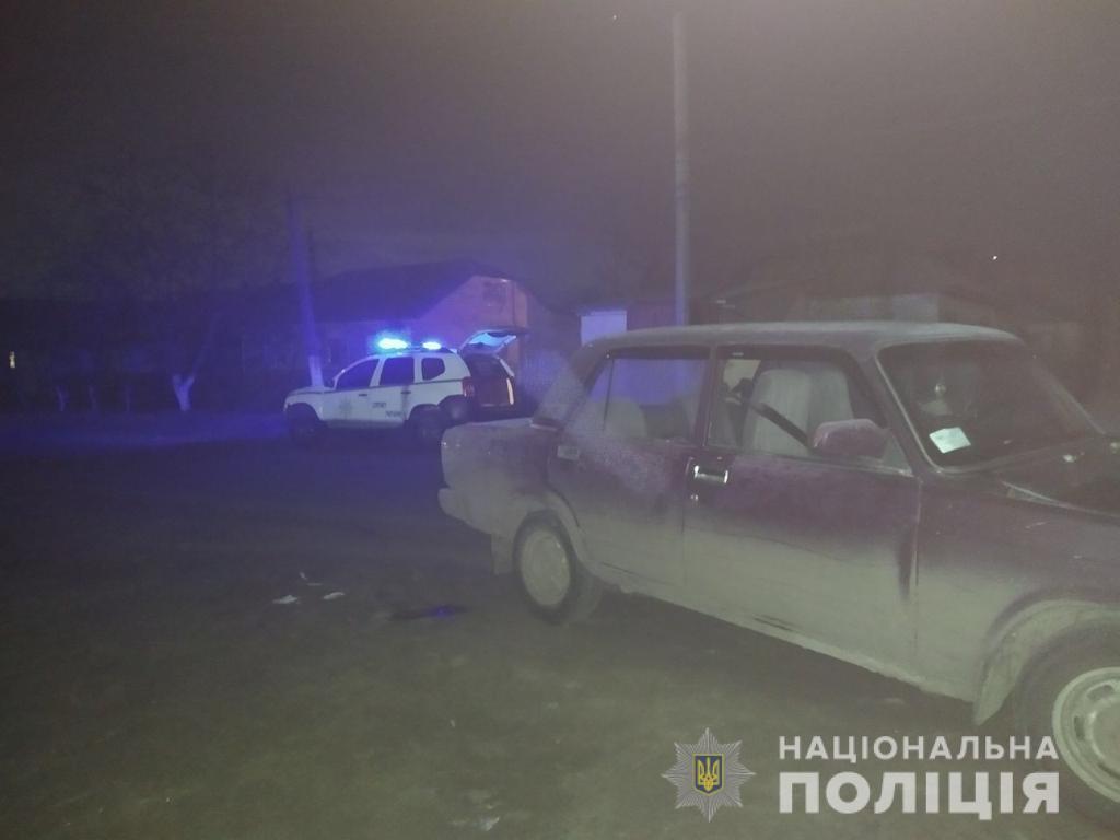 На Одесщине авто сбило насмерть девушку