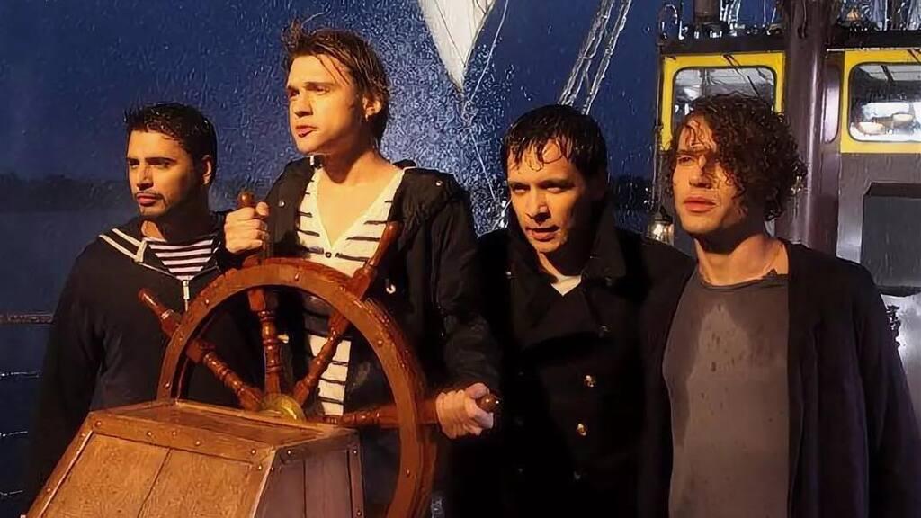 """Гурт """"Корні"""" в 2009 році"""