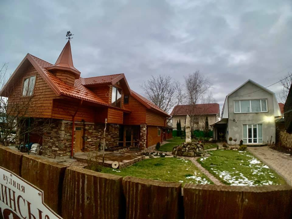 Новый дом Юрия Тимошенко