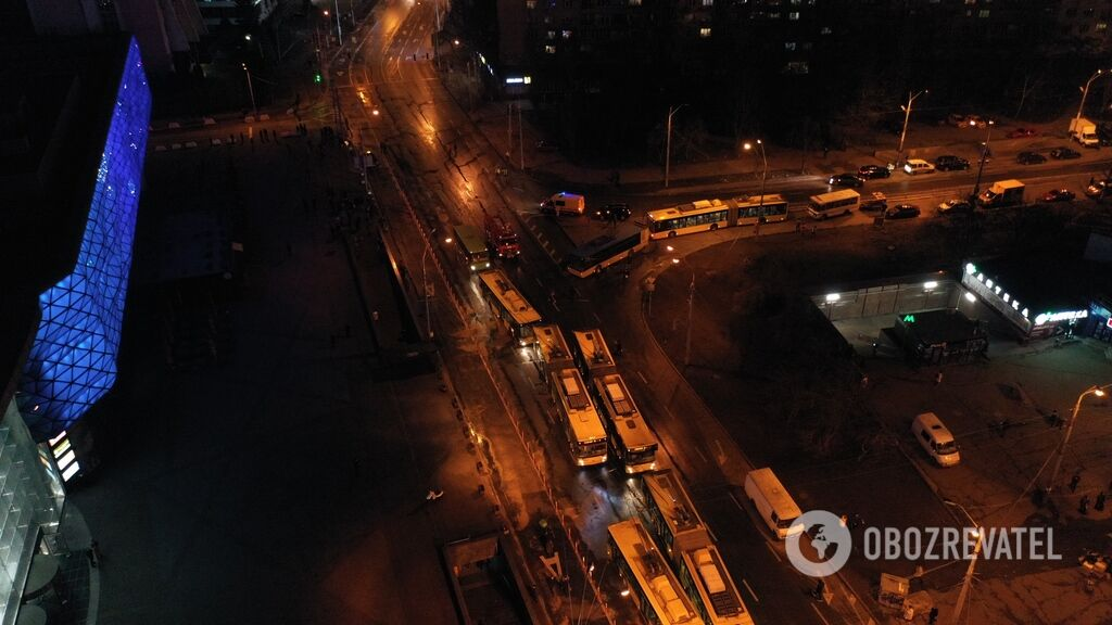 У Києві затопило Ocean Plaza
