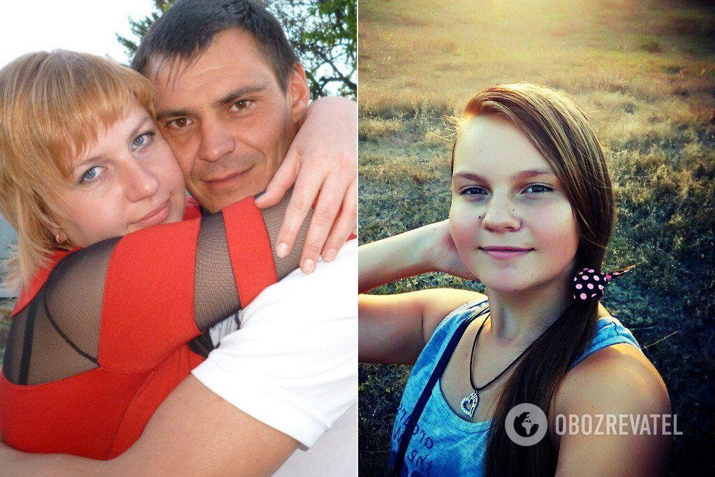 В ДТП погибли Сергей и Виктория Кушнир, их 14-летняя дочь Владислава и кума