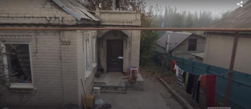 Дом, где произошла трагедия