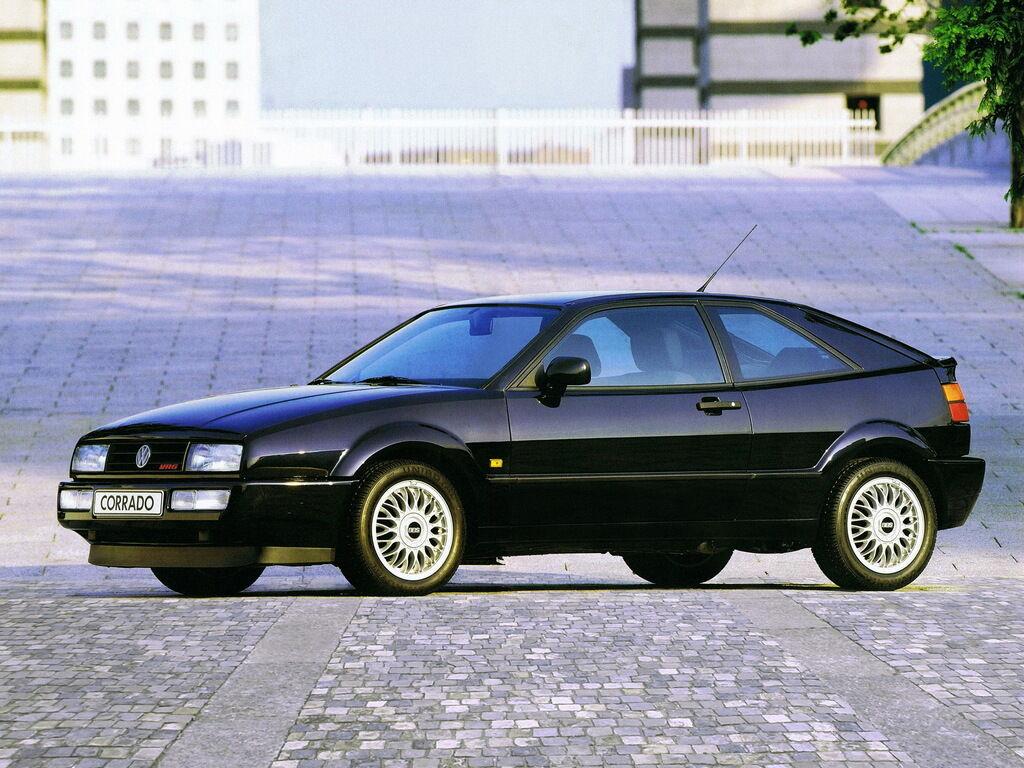 1990-1995 Volkswagen Corrado