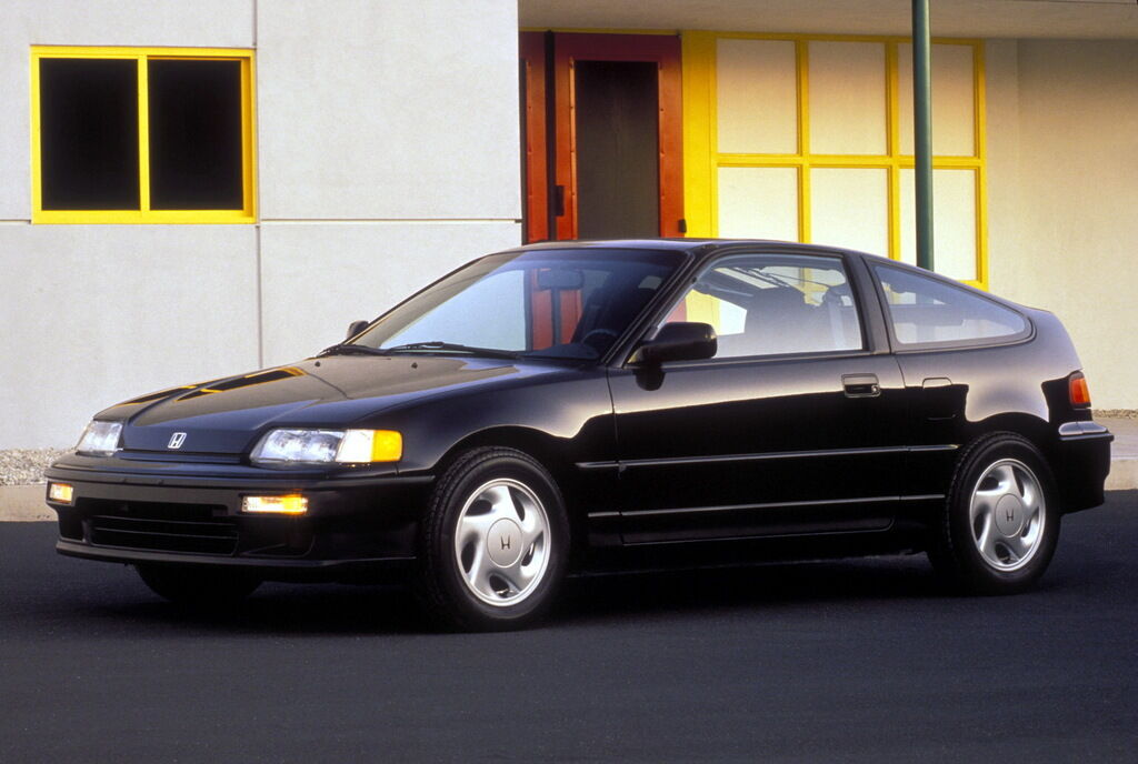 1988-1991 Honda CRX Si