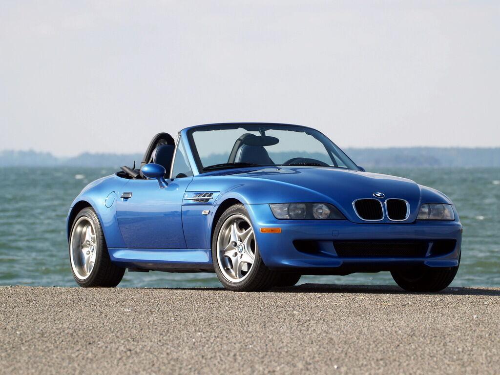 1998-2002 BMW Z3 M Roadster