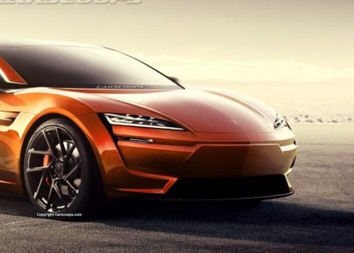 На внешность Tesla Model S 2023 повлияли несколько электромобилей компании