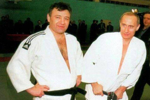 Друг Путина Аркадий Ротенберг